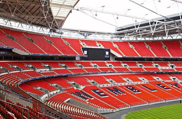 Wembley Stadium.  London. - Colin Streater Photography
