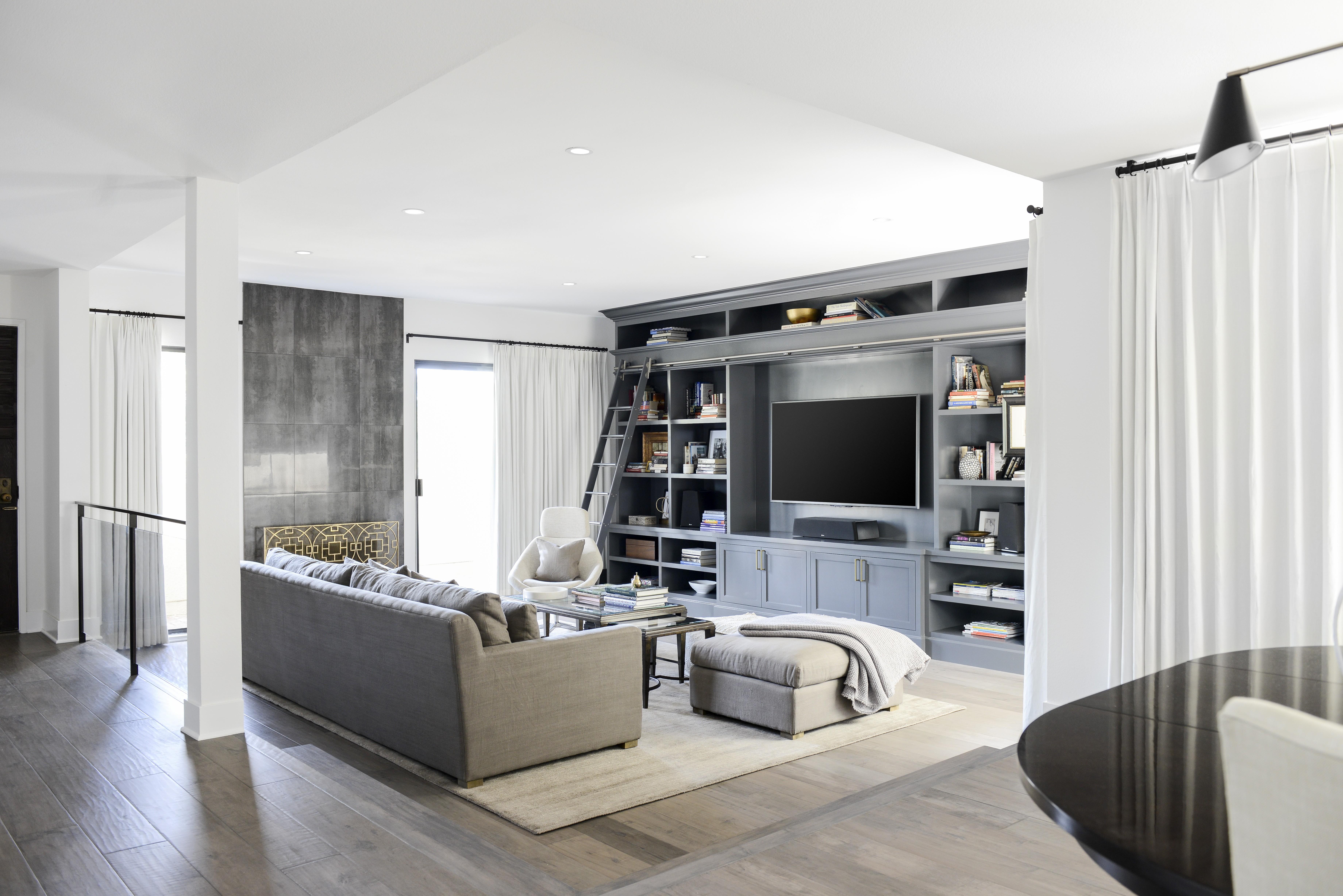 FOUR POINT DESIGN BUILD INC Interior Designer or Decorator Home