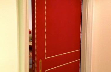Tufted Doors. Upholstered ...
