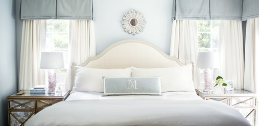 Master Bedroom - Kara Cox Interiors