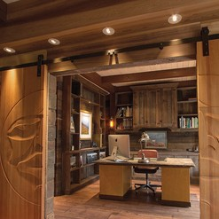 Refined rustic - Kevin Gray Interiors