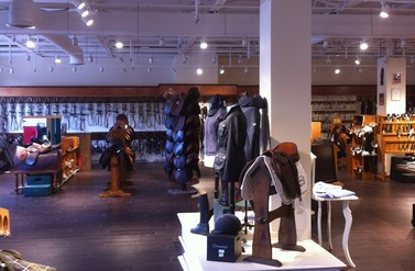 EQUESTRIAN APPAREL  RETAIL - PCDF Architecture