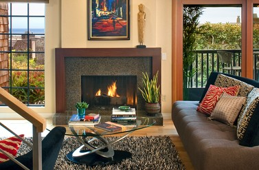 Coastal Del Mar CA Home - Robbie Interiors