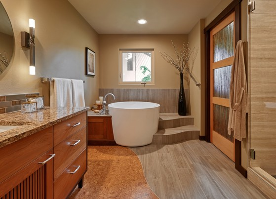 Feng Shui Master Ensuite - Robin Rigby Fisher