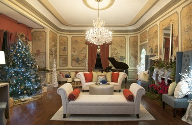 callanwolde designer showhouse - Rooms Revamped