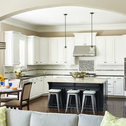 White Kitchen - Rooms Revamped