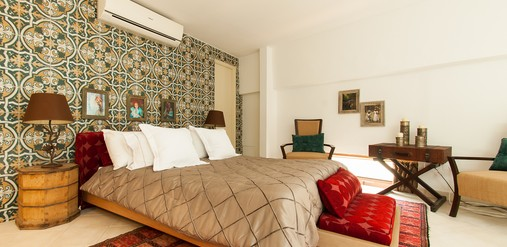 Las Bobedas Appartment Restoration - Sara Battelli & Partners