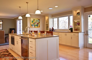 Kitchen Space - Spacial Adaptation Inc