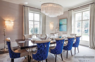 The Vicarage - Dining - The Design Practise by UBER