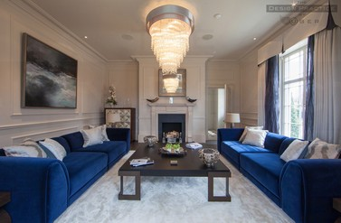 The Vicarage - Drawing room - The Design Practise by UBER