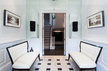 The Vicarage - Entrance - The Design Practise by UBER