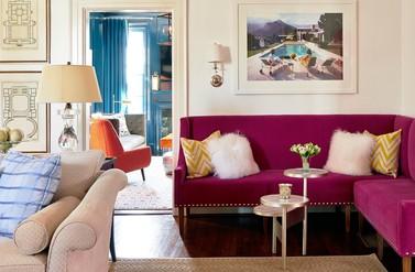 Queen Road Living Room