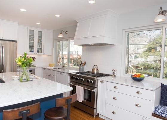 Tuscan Blue Design Interior Designer or Decorator Kitchen